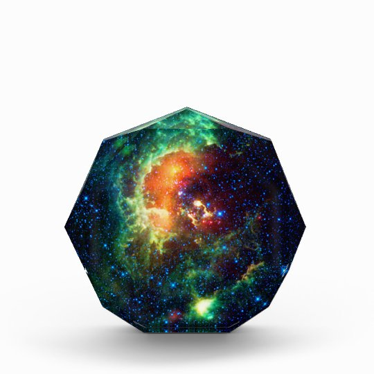 Tadpole Nebula Auriga Constellation, Desk Ornament Award