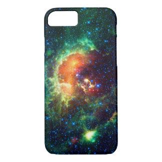 Tadpole Nebula, Auriga Constellation iPhone 7 Case