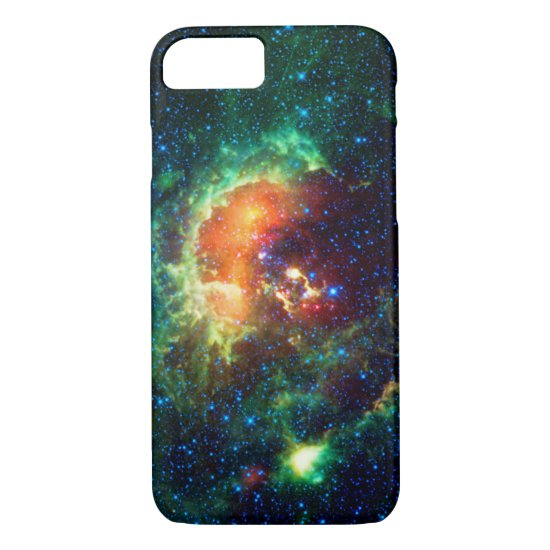 Tadpole Nebula, Auriga Constellation iPhone 8/7 Case