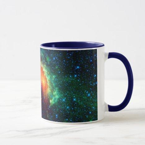 Tadpole Nebula, Auriga Constellation Mug
