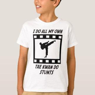 Tae Kwan Do Stunts T-Shirt