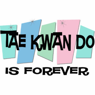 Tae Kwan hace es Forever Escultura Fotográfica