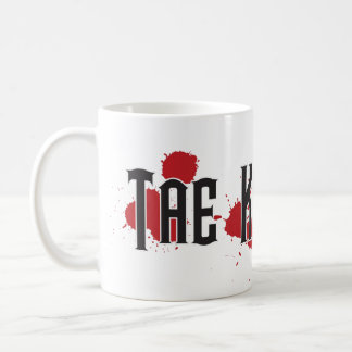 Tae Kwon Do Battle Mug