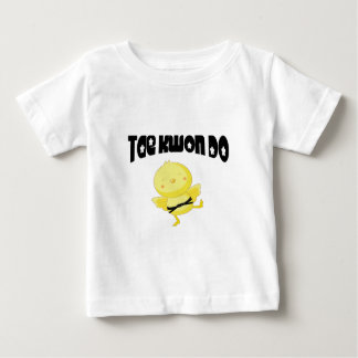 Tae Kwon Do chick Baby T-Shirt