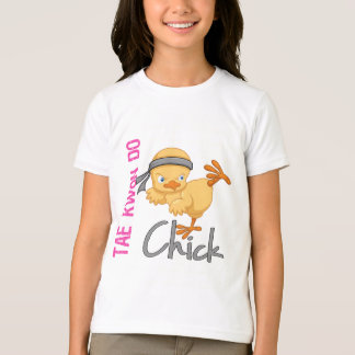 Tae Kwon Do Chick T-Shirt