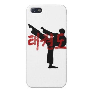 tae kwon do Gunge Kanji Hanjan Tee iPhone SE/5/5s Cover