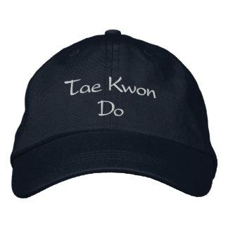 Tae Kwon Do Hat