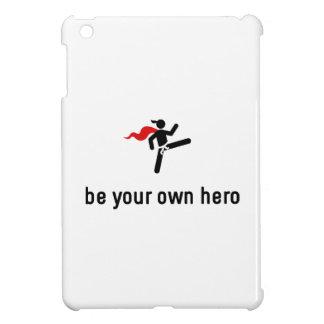 Tae kwon-do Hero iPad Mini Cases
