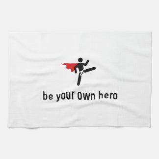 Tae kwon-do Hero Kitchen Towels