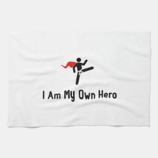 Tae kwon-do Hero Towels