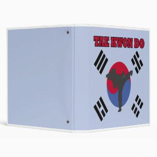 Tae Kwon Do Kicker Album Binder