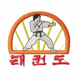 Tae Kwon Do Logo Hoody