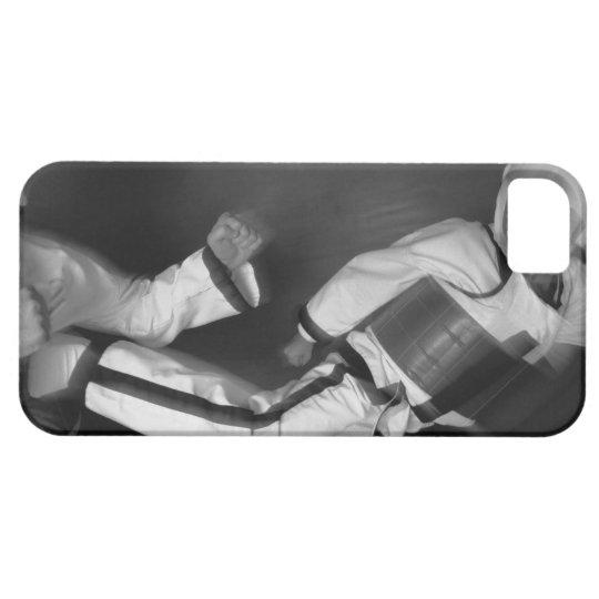 Tae Kwon Do Match iPhone SE/5/5s Case