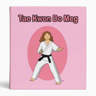 Tae Kwon Do Meg Binder