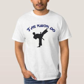 tae kwon do t shirts Martial Art Design