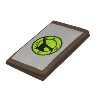 Tae Kwon Do Trifold Wallets