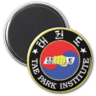 Tae Park TKD 2 Inch Round Magnet