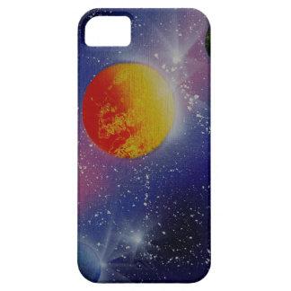 TaeDragonArt Spacescape #3 Cell Phone Case