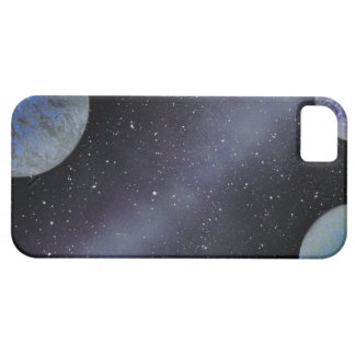 TaeDragonArt Spacescape #4 Cell Phone Case