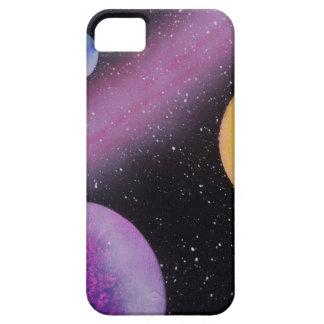 TaeDragonArt Spacescape #5 Cell Phone Case