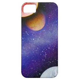 TaeDragonArt Spacescape #6 Cell Phone Case
