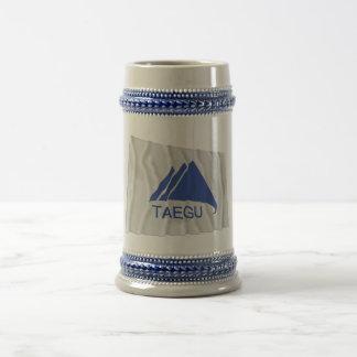 Taegu Waving Flag Mug