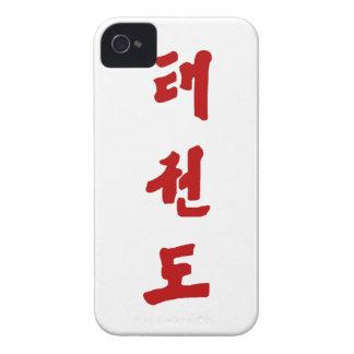 Taekwon-Do iPhone Case