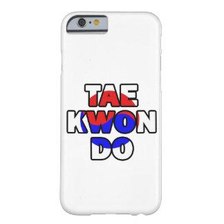 Taekwondo 004 barely there iPhone 6 case