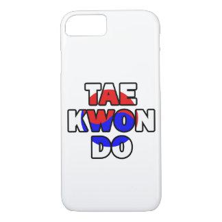 Taekwondo 004 iPhone 7 case