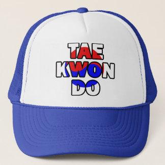 Taekwondo 006 trucker hat