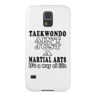 Taekwondo Ain't Just A Game It's A Way Of Life Galaxy S5 Cover