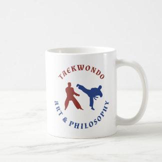 Taekwondo Art & Philosophy Coffee Mug