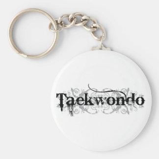 Taekwondo (bc) keychain