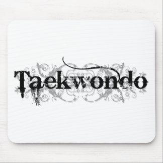 Taekwondo (bc) mouse pad