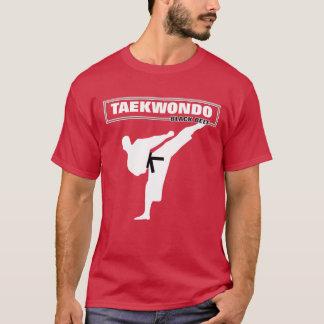 Taekwondo Black Belt Cool Graphic T-Shirt