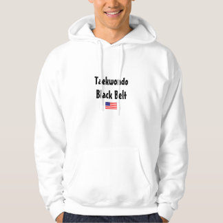 Taekwondo Black Belt Sweatshirt