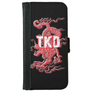 Taekwondo Dragon iPhone 6/6s Wallet Case