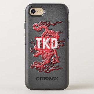 Taekwondo Dragon OtterBox Symmetry iPhone 7 Case