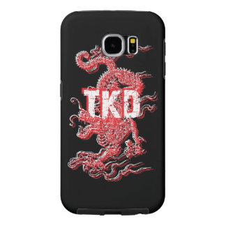 Taekwondo Dragon Samsung Galaxy S6 Case