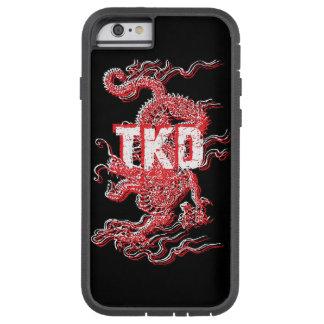 Taekwondo Dragon Tough Xtreme iPhone 6 Case