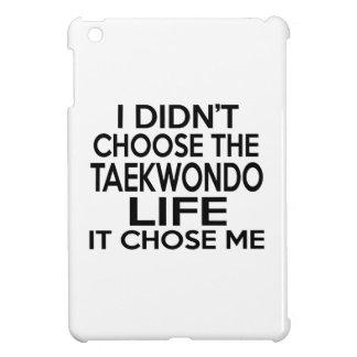 TAEKWONDO GENIUS DESIGNS iPad MINI CASES