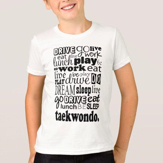 Taekwondo Gift T-Shirt