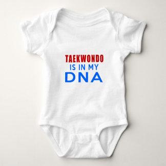 TAEKWONDO IS IN MY DNA T SHIRT