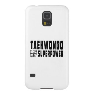 Taekwondo is my superpower galaxy s5 cover