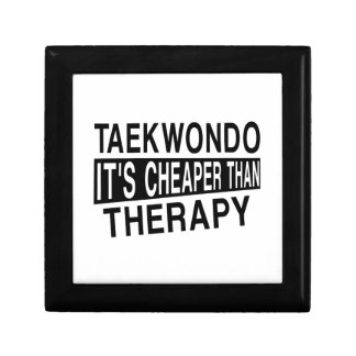 TAEKWONDO IT IS CHEAPER THAN THERAPY GIFT BOX