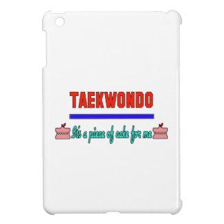 Taekwondo It's a piece of cake for me Case For The iPad Mini