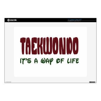 Taekwondo It's a way of life Skin For Laptop