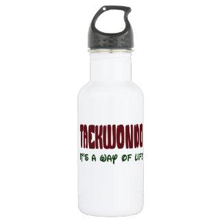 Taekwondo It's a way of life Water Bottle