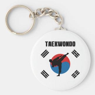 Taekwondo Keychain