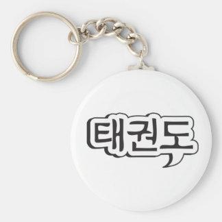 Taekwondo Keychain 1